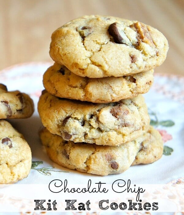 chocolate-chip-kit-kat-cookies