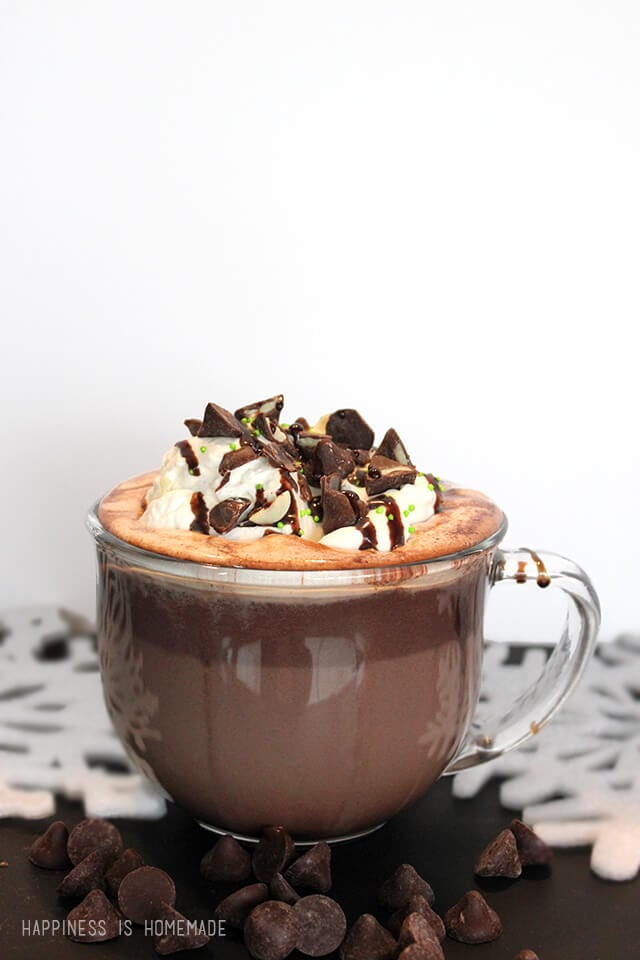 Nestle Toll House Mint Hot Chocolate Recipe
