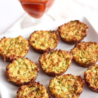 Quick & Easy Zucchini Bites Appetizer
