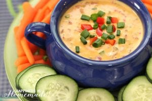 3-Ingredient Ultimate Queso Dip