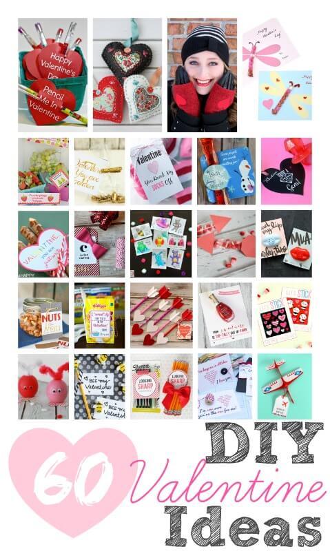 60 DIY Valentine Ideas