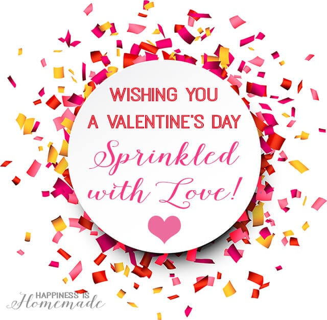 Sprinkled with Love\