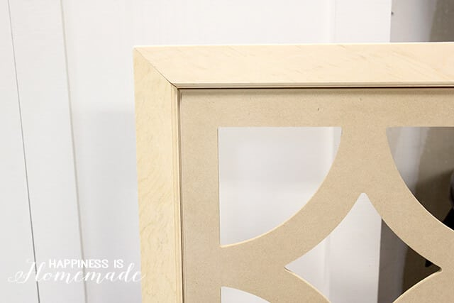 Framing Out a Headboard