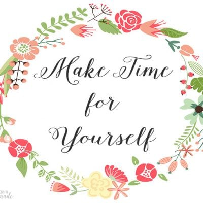 """10 Ways to Squeeze in """"Me Time"""" in 20 Minutes"""