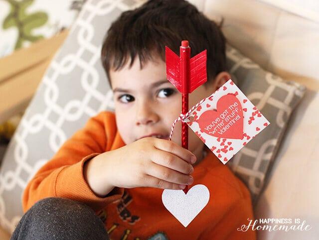 Non-Candy Valentine's Day Idea