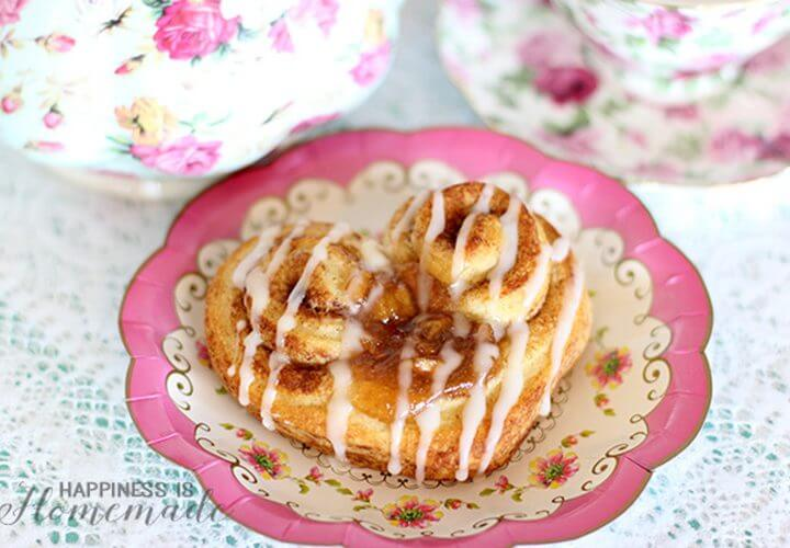 Vintage Inspired Tea Party & Easy Breakfast Ideas