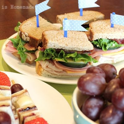 Ultimate Sandwich Party