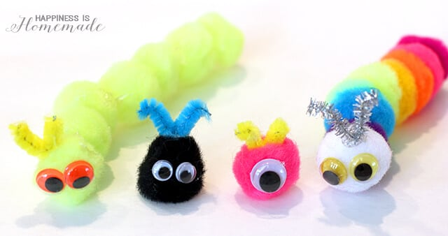 Pom Pom Creatures