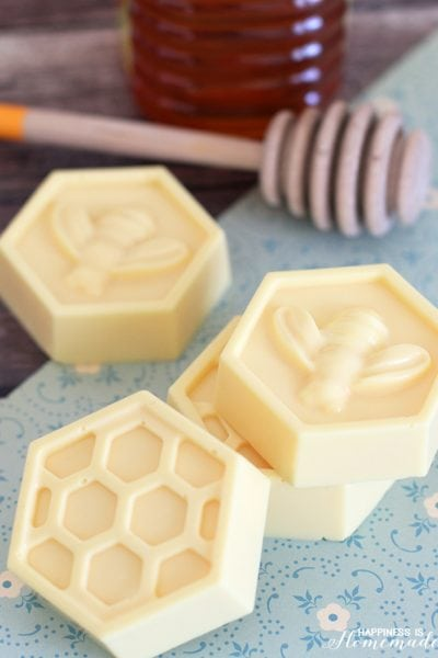 10-Minute-Milk-Honey-Natural-Soap 2