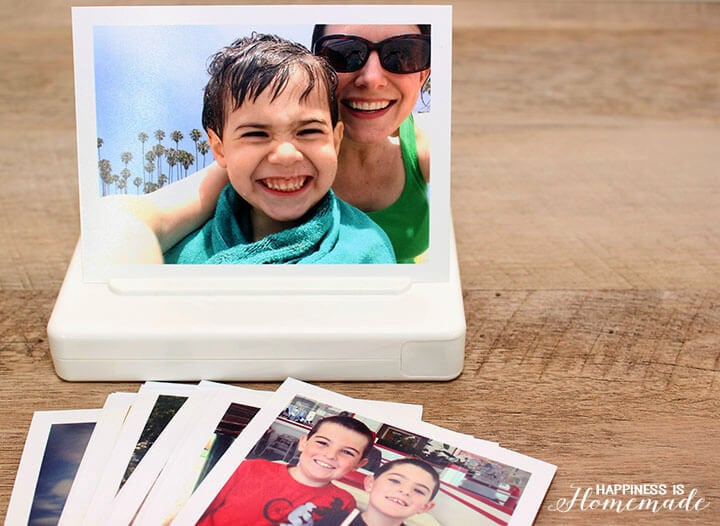 Display Your Favorite Photo in the timeshel