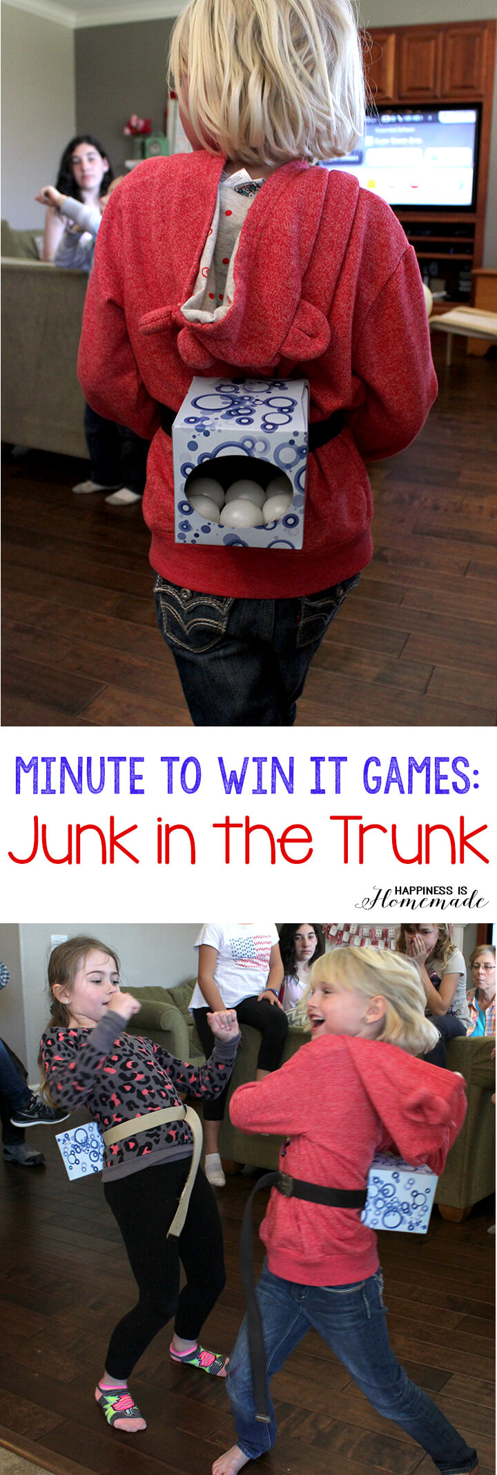 10 Awesome Minute to Win It Party Games - Happiness is ...