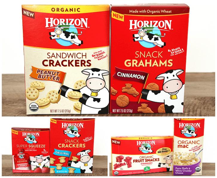 New Horizon Organic Snacks