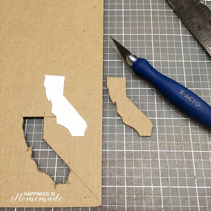 Recycled Cardboard California