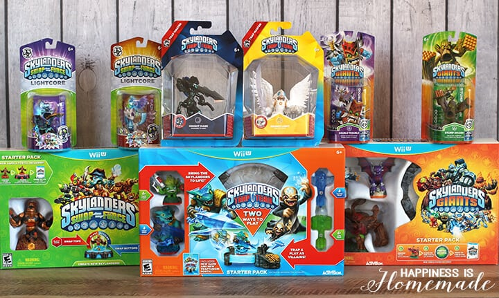 Skylanders Toys
