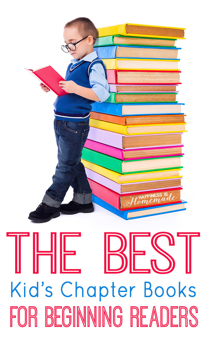 The Best Chapter Books for Beginning Readers