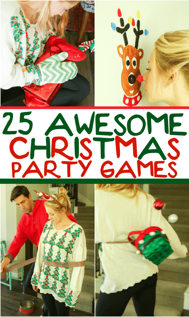 30 Office Christmas Party Games - SignUpGenius.com