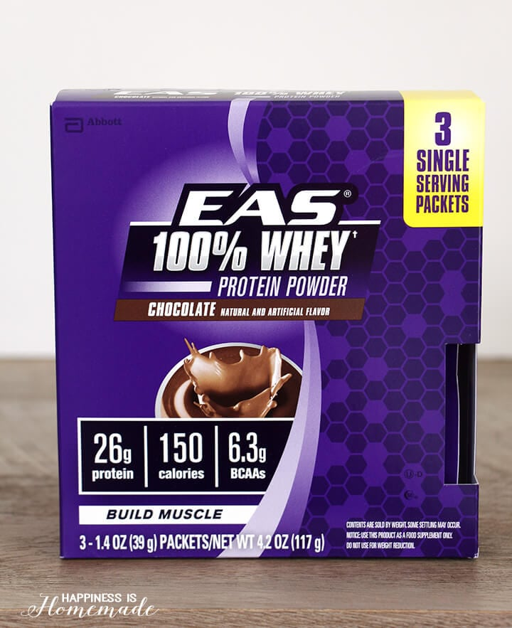 EAS Chocolate Protein Powder
