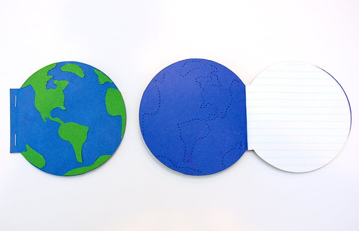 Earth Day Notebooks