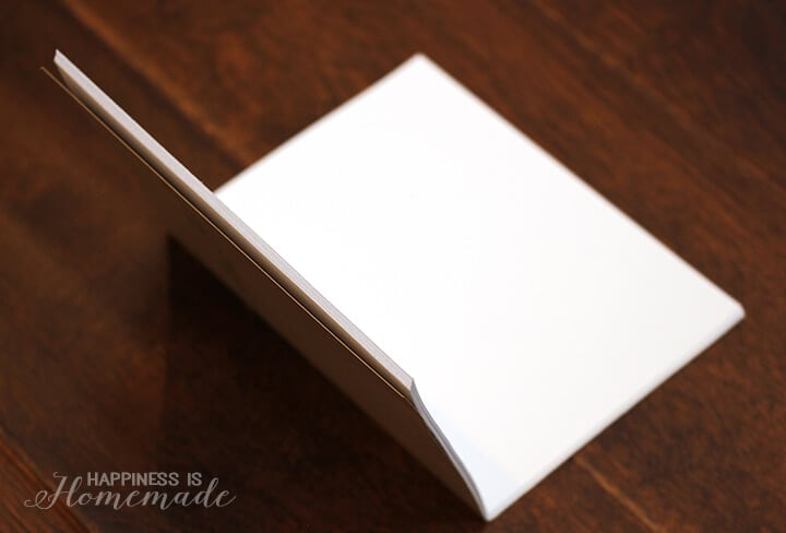 How to Make Quick and Easy Mini Notebooks