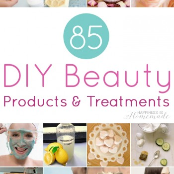 DIY Bath and Beauty Products and Treatments