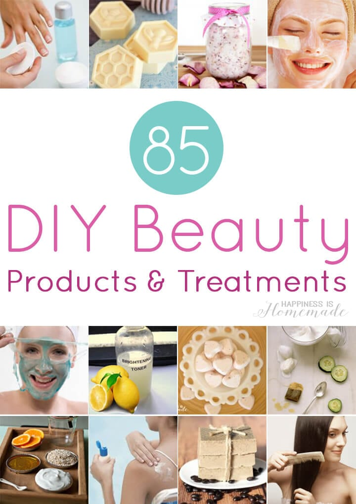 These diy bath amp beauty products and treatments are super quick and