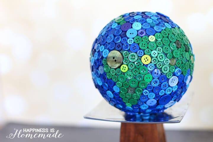 Как сделать бар глобус своими руками из подручных материалов 78
