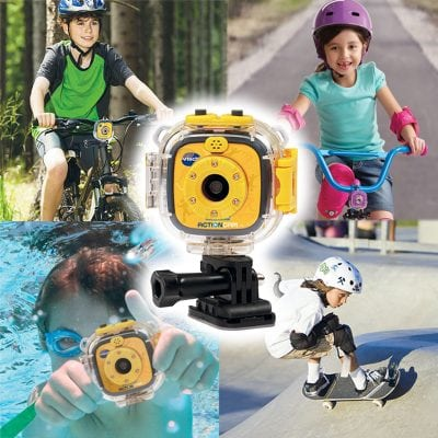 Giveaway {Closed}: Introducing the New VTech Kidizoom Action Cam!
