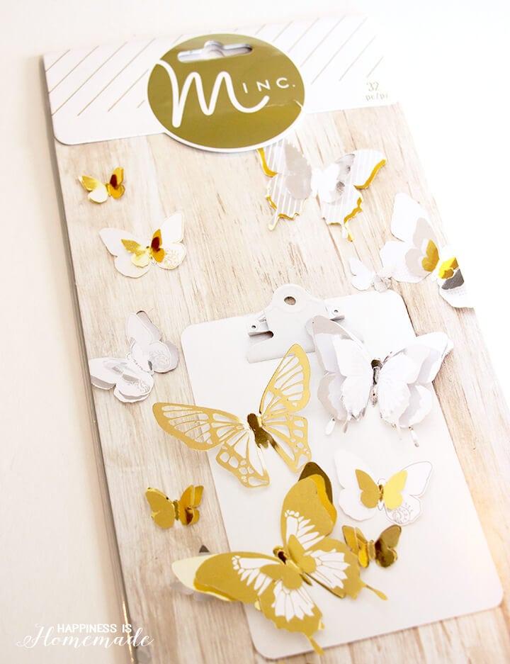 Minc Butterflies