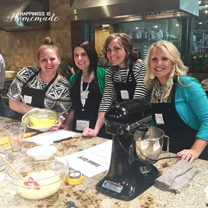 SNAP Macaron Baking Class