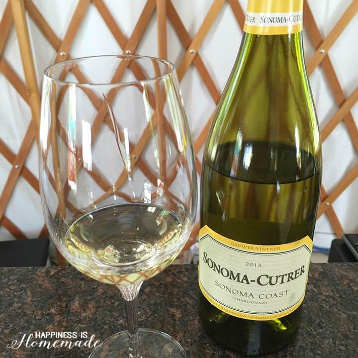 Sonoma-Cutrer Sonoma Coast Wine Tasting