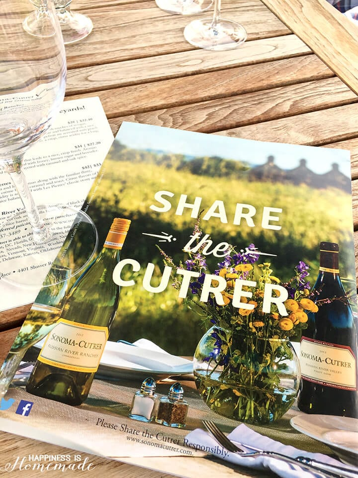Sonoma-Cutrer Winery Tour
