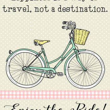 Bicycle Printable