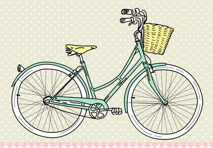 Bicycle Printable & GraphicStock Giveaway!
