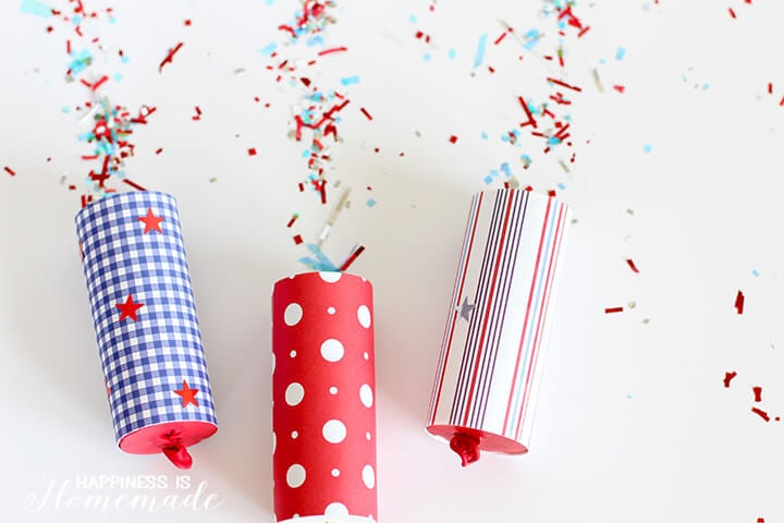 Make Your Own DIY Confetti Launchers