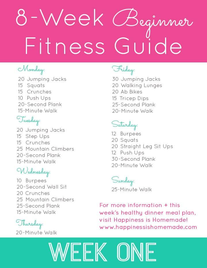 Beginner Fat Loss Workout 35