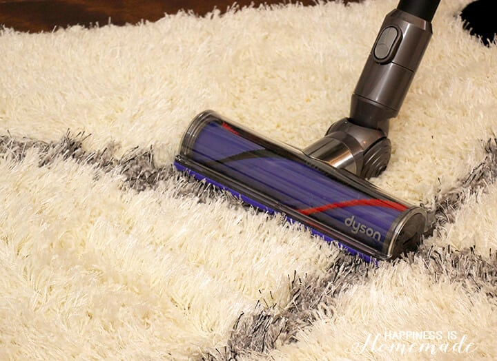 Dyson Vacuum Rug