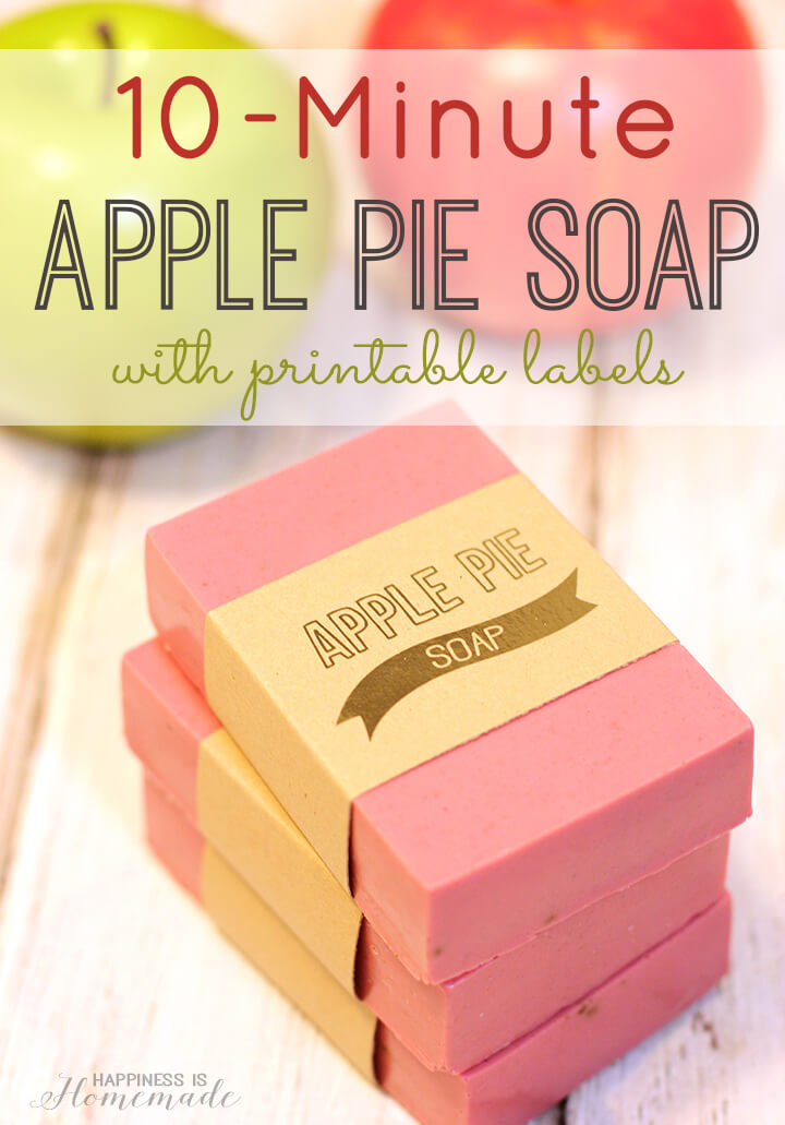 How To Make Pink Soap Naturally