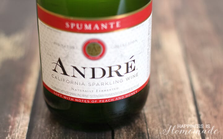 Andre Spumante Champagne Sparkling Wine