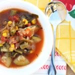 Meatless Monday: Creamy Vegetable Soup