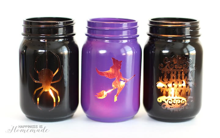 Halloween Luminaria Lanterns