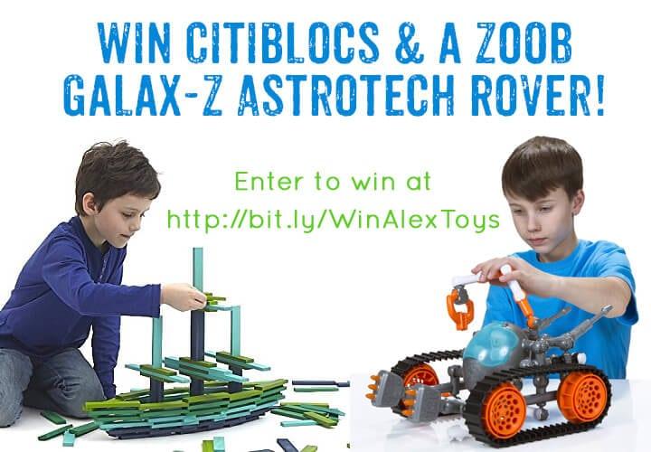 Win Alex Brand Toys