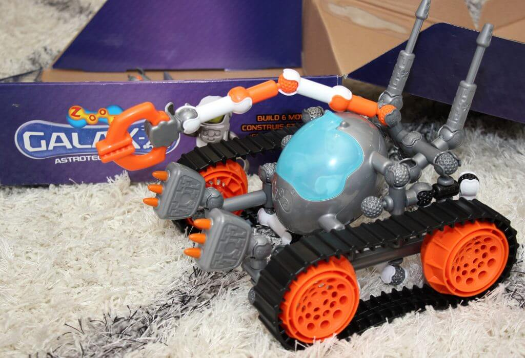 Zoob Galax-Z Astrotech Rover 2