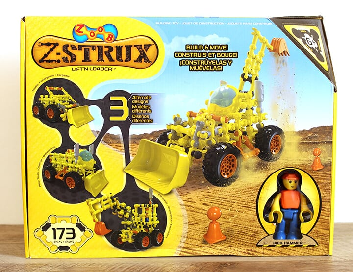 Zoob Z-Strux Lift N Loader