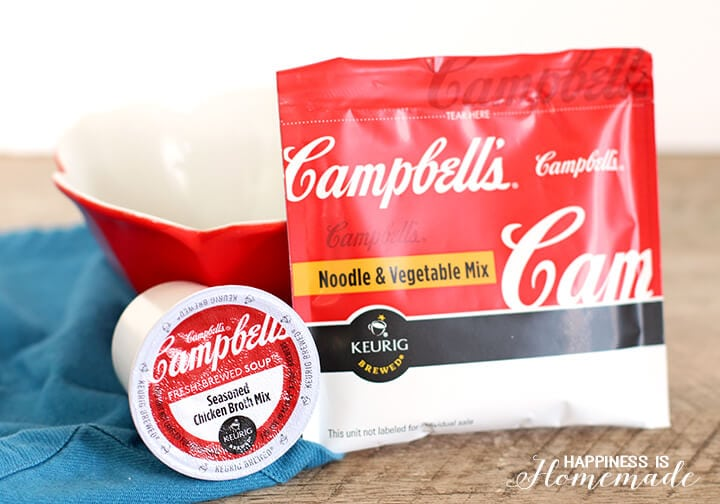 Campbell's Fresh-Brewed Homestyle Soup