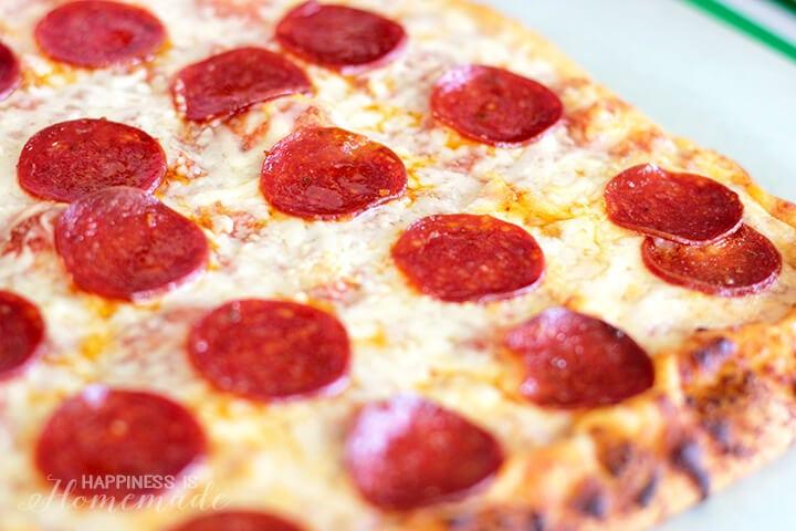 Freschetta Brick Oven Pepperoni Pizza