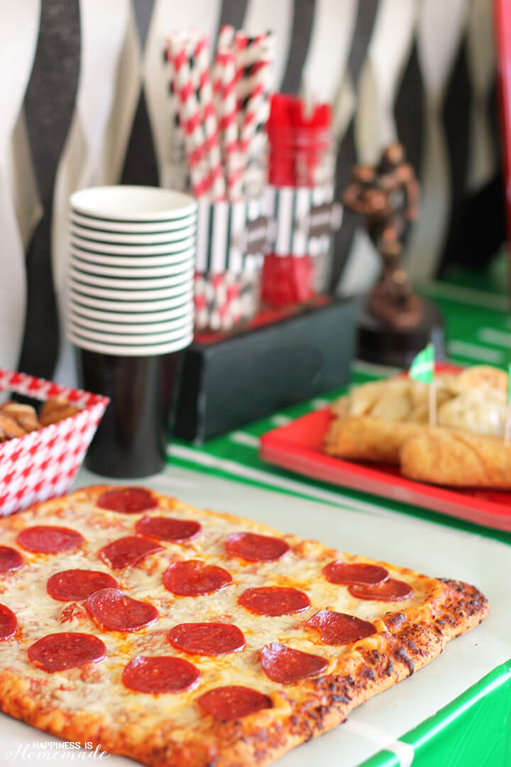 Freschetta Pizza to Tailgate at Your Place