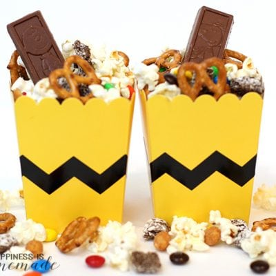 Peanuts Movie Snack Mix