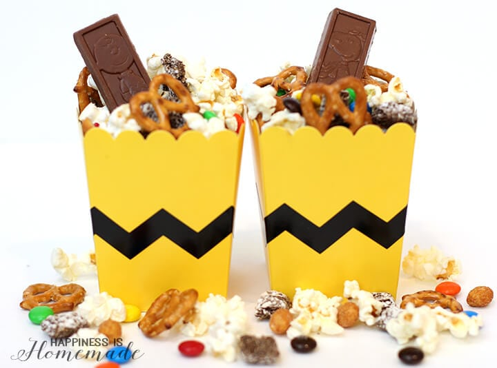 Peanuts Charlie Brown Snack Mix
