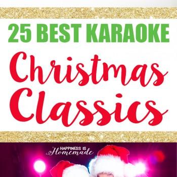 25 Best Karaoke Christmas Classics