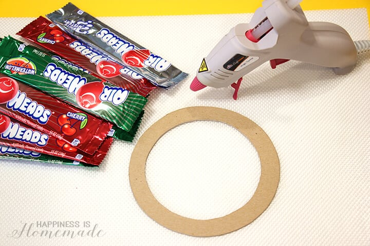 Airheads Wreath Supplies